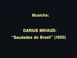 1 track by Darius Milhaud