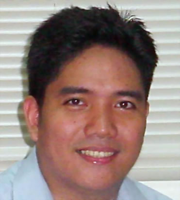 Filipino, work in a biggest concrete plant in Philippine Holcim. He's 34 years old, a Roman Catholic.  JING