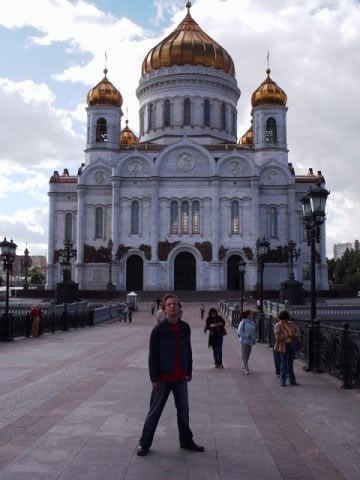 More photos (At Moscow in July 2006)