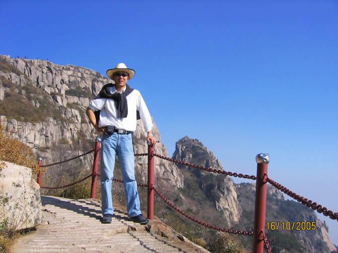 WESTP2005年于泰山