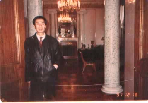 彼得大帝办公室 lajiao