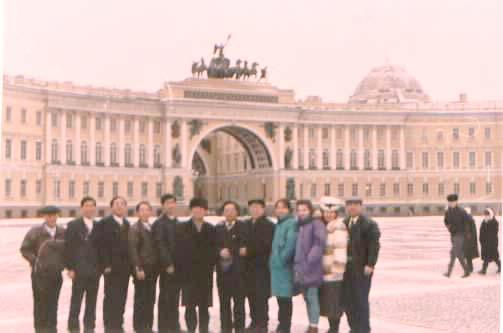 胜利广场上的海军司令部 lajiao