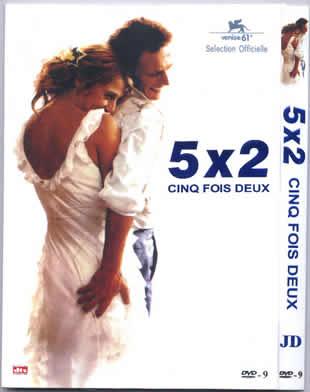 5 X 2 / Five Times Two/Cinq fois deux /Nous deux