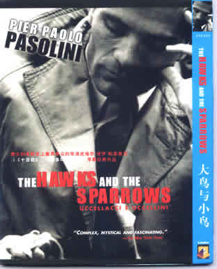 The Hawks And The Sparrows/Uccellacci e uccellini (1966)