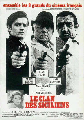 Le Clan Des Siciliens/The Sicilian Clan (1969)