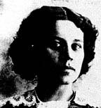Bulgakov's first wife Tatyana Lappa