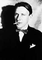 writer Mikhail A. Bulgakov