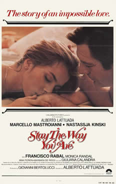 Cosi come sei / stay the way as you are