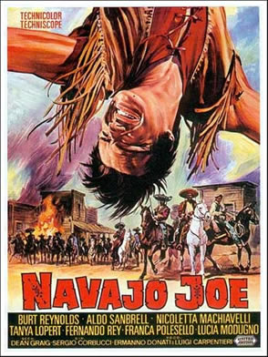 Navajo Joe/Savage Run (1966)