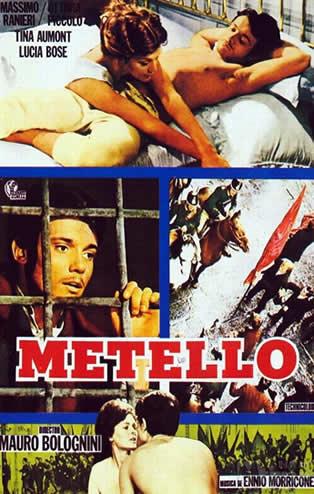 """电影""""我的青春""""(梅蒂罗/梅泰洛) (Metello)"""
