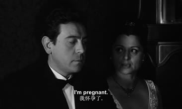 She has found she is pregnant with Carlo, she has to tell his brother Vittorio