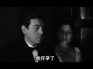 她发现自己怀了孕,但她又不想为此而嫁给没钱的会计师.在剧院包厢里,她不得不把情况告诉她弟弟维多里奥