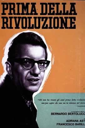 Movie: Prima della rivoluzione/Before the Revolution