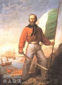 Garibaldi and his volunteer