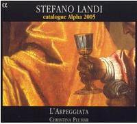 Stefano Landi: Homo fugit velut umbra