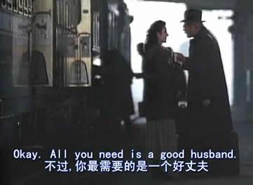 在他放出来的时侯,在佛罗伦萨上班的女儿托斯卡开车来接他,