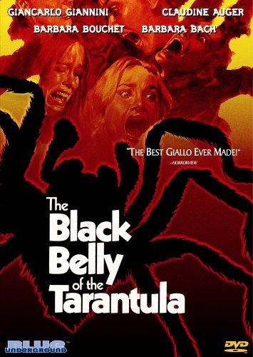 La tarantola dal ventre nero/The Black Belly of the Tarantula