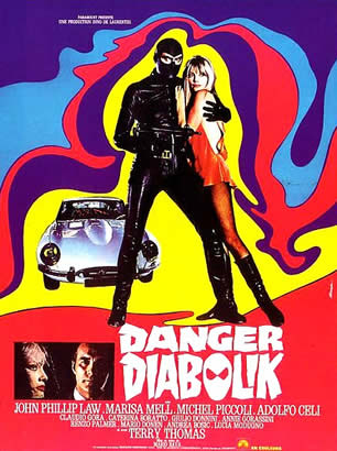 危险 德伯力克 Diabolik /Danger: Diabolik