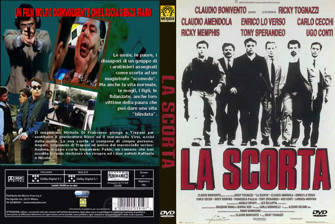 La Scorta/The Bodyguards (93-03)