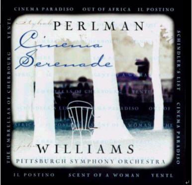 帕尔曼的电影琴声《CINEMA SERENADE》