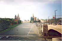 A batch photos with modern Moscow's sceneries provided by Alex