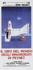 Il Giro del Mondo Degli Innamorati di Peynet (1974)