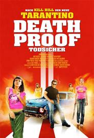 Death Proof (2007电影 金刚不坏/死亡证据 昆汀・塔伦蒂诺 导演)