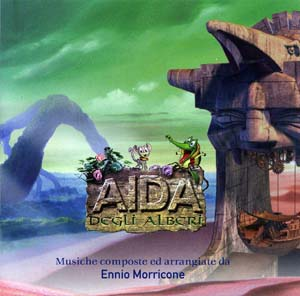 A cartoon film Aida Degli Alberi/ Aida of the Trees