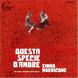Questa Specie D'amore / This Kind of Love CD