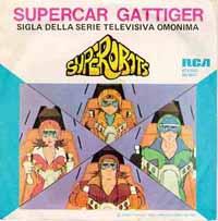 Supercar Gattige