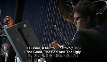 """Ennio Norricone Arena Concerto"""