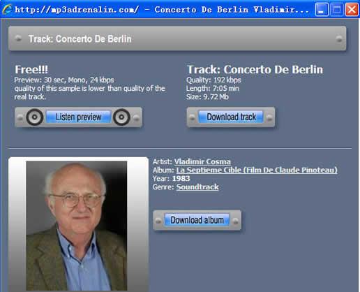 Ivry Gitlis 著名以色列小提琴家