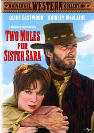 Two mules from siste Sara(1970)