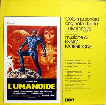 L`Umanoide / The Humanoid