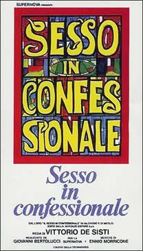 Sesso in Confessionale
