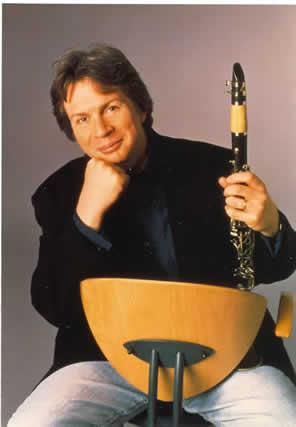 木萧(单簧管)演奏家理查德・斯托诺兹曼