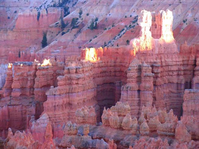 布赖斯峡谷(Bryce Canyon)