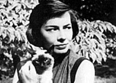 the writer Patricia Highsmith