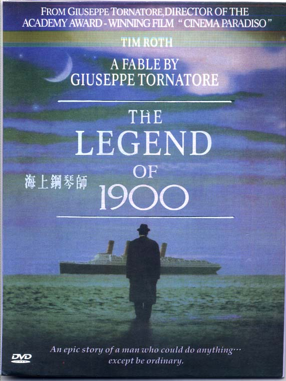 the legend of 1900 existentialism Legend of 1900 (legend of the pianist) threat advisory: high the former is the narrator whose hard times are book ends to the latter's entire existence.