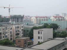 developping Tanggu