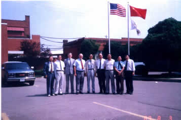 visit Dresser-Rand plant in American Olean