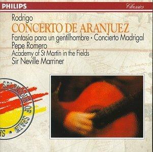 专辑介绍:Concierto de Aranjuez