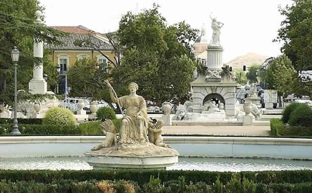 阿兰胡埃斯王宫