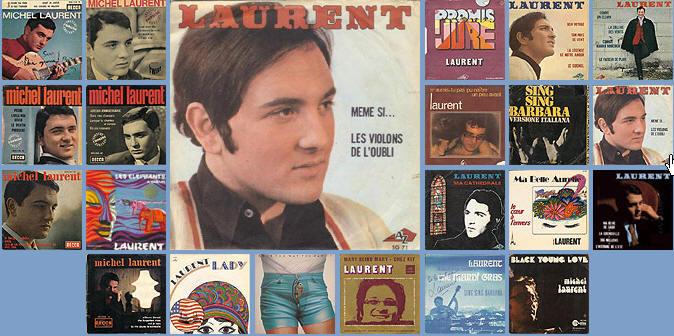 米歇尔・劳伦特和他的作品集 Michel Laurent