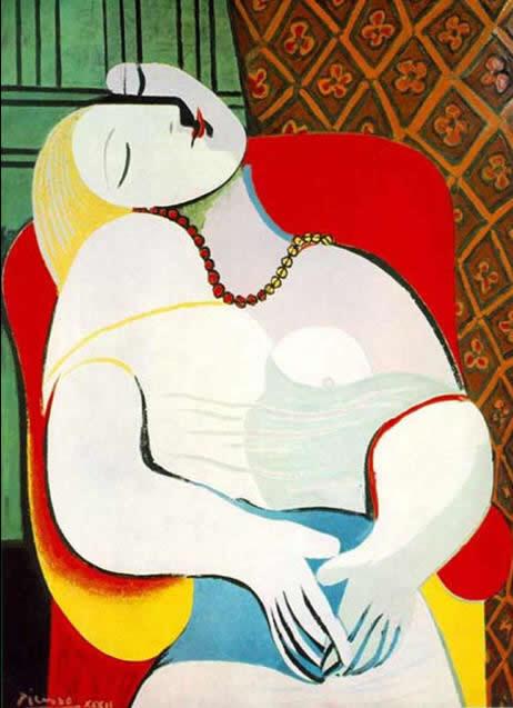 蒙 毕加索