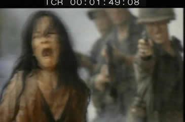 越战创伤 我的心里总会浮现出那位先受凌辱,后被枪杀的越南妇女的残酷形象