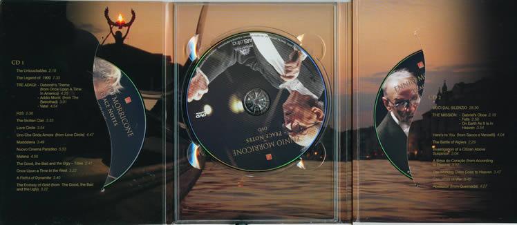 Ennio Morricone Peace Notes Live in Venice (Sep.10,2007)