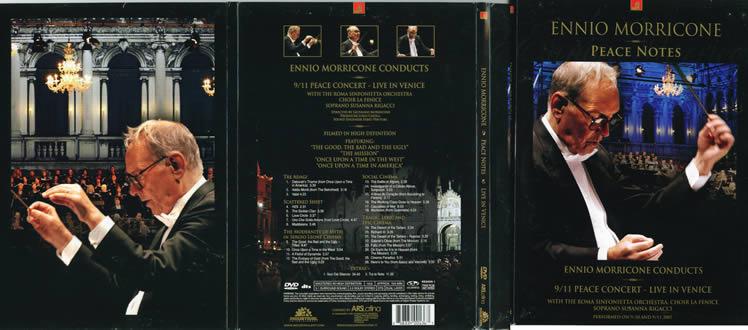 埃尼奥 莫里康内 威尼斯 和平之音音乐会
