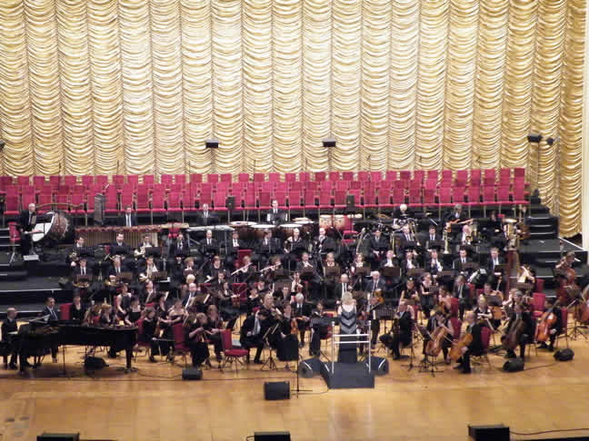 Ennio Morricone Beijing concert on May 24,2009 in the Beijing Great Hall of the People