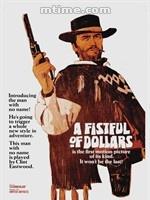 荒野大镖客,A Fistful of Dollars((1964)